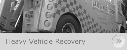 Heavy Vehicle Recovery Service