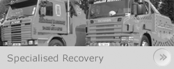 Specialised Recovery Service